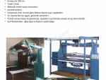 Sjaal, deken, Peshtemal Fringe Twisting Machine - HD Group Tekstil Makina www.hdtekstil.com