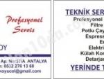 ANTALYA ESPRESSO KAHVE MAKİNASI TAMİRCİSİ-0532 276 1360---0242 322 4186