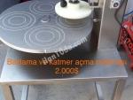 BAZLAMA /KATMER AÇMA MAKİNASI  2,000 $