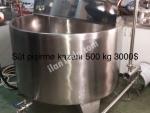 SÜT  PİŞİRME KAZANI 500 KG 3000$