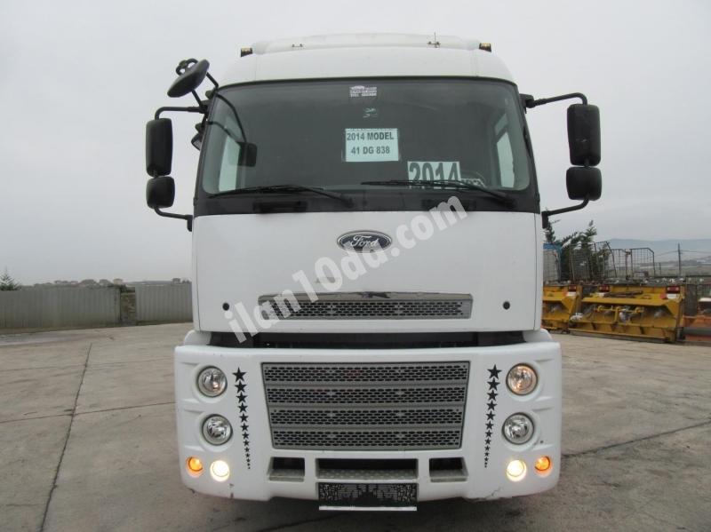 2014 model ford cargo 1838t cekici