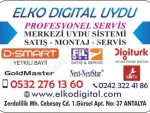 ELKO DİGİTAL UYDU VE TEKNİK SERVİSİ-0532 276 1360