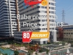 Babacan Premium Apartment in the middle Floor for Sale 1+1 Price 49.000$